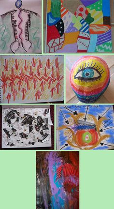 Neat expressive art therapy