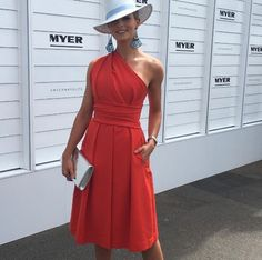 Fashion - Melbourne Spring Racing Review - Louise Heart Blog