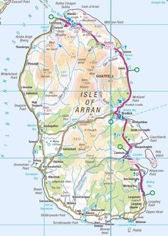 Four Days Isle of Arran Adventure : Scotland Traveloholic Scotland Map, Scotland Road Trip, Scotland Travel, Visiting Scotland, Tenerife, Isle Of Arran, Scottish Highlands, Scottish Gaelic, Travel Tours
