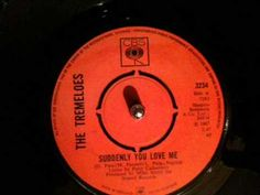 Tremeloes - suddenly you love me - YouTube