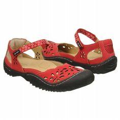 Womens J-41 Footwear Kelly Red FamousFootwear.com