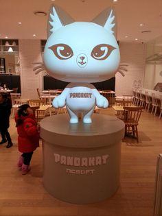 Pandakat Kids Cafe in Pangyo
