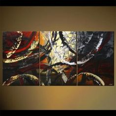 modern abstract art - Remaking History