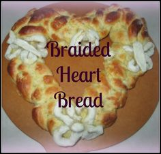 Taste of Europe - Slovenian Braided Heart Bread @ kympossibleblog ...