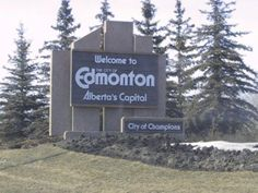 Welcome to Edmonton! Great Places, Places Ive Been, All About Canada, I Am Canadian, Vacation Destinations, Vacations, Western Canada, The Province, Alberta Canada