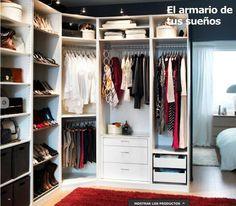el armario de tus sueños ..