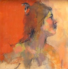 Patrick Palmer - Girl in Orange 2007