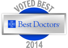 Thomas Vaughn, Kaylen Silverberg, Lisa Hansard, and Natalie Burger appear on the Best Doctors in America® List for 2014