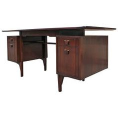 Stunning Edward Wormley for Dunbar Desk