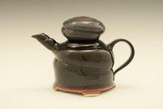 Teapot by Noël Keag  Found in 500 Teapots II Teapots, Pottery, Stone, Tableware, Pretty, Inspiration, Noel, Ceramica, Biblical Inspiration