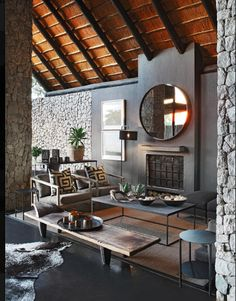 Brilliant creative concepts when you're thinking of home improvment. home improvement UK. Home decor. Thatched House, British Colonial Style, Safari, Interior Decorating, Interior Design, Luxury Interior, Tribal Decor, House Rooms, Home Improvement Projects