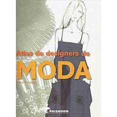 Livro - Atlas de Designers de Moda