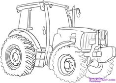 25 Best Tractor Coloring Pages To Print: International Tractors that are Ford and John Deere, case, cat and combine, tom tractor coloring pages for kids to print. Online Coloring Pages, Coloring Pages To Print, Coloring Book Pages, Printable Coloring Pages, Free Coloring, Coloring Pages For Kids, Coloring Sheets, Tractor Coloring Pages, Tractor Drawing