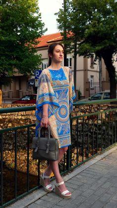 Dilek Aspires: BILLOWING SUMMER DRESS