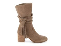 Western style Fall trend 2016 | Shop the look! Presented by DSW | Tahari Johnny Bootie, $119.95; at DSW