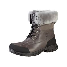 That's right, they make Uggs for men.  I have the gray ones shown here, and they also come in black and brown.  I got them from Journeys for $250 I think? So worth it on a snowy day, man!