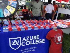 #AzureCollege at #KompaFestival!  #MDTORN program in florida  Know more @ http://azure.edu