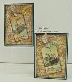 New Catalogue Launch - Traveller Card