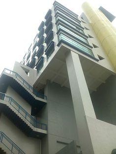Mong Man Wai Building 蒙民偉樓 , Shatin, Sha Tin