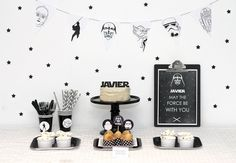 Image of STAR WARS PARTY