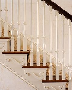 Stairs by Gil Schafer, architect