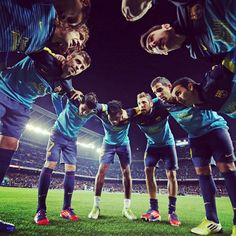 FC Barcelona, my favorite La Liga team