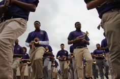 Do band teachers change lives? Yes they do!!! The Edna Karr High School marching band had fewer than 40 members four years ago. Today, more than 80 students are in the band.