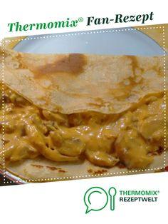 Champignonfüllung für Pfannkuchen von normirga24. Ein Thermomix ® Rezept aus der Kategorie Hauptgerichte mit Gemüse auf www.rezeptwelt.de, der Thermomix ® Community.