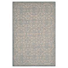Austin Accent Rug - Dusty Blue / Gray ( 3' X 5' ) - Safavieh