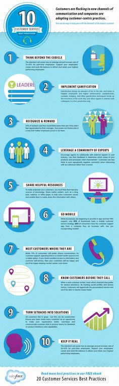 10 Best Practices to Improve Customer Service