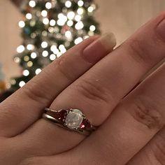 Vintage Sterling Silver Heart Emerald Celtic Ring Size 7 | Etsy Blue Opal Ring, White Topaz Rings, Opal Rings, Love Knot Ring, Celtic Rings, Filigree Ring, Beautiful Rings, Sterling Silver Rings, Emerald