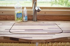 Maximize your workspace: Wish your kitchen had more counter space? A custom-built butcher block sink cover will create the room you crave. Need a budget friendly solution? An over the sink cutting board will whip up extra space when needed without busting your bank account.
