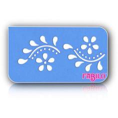 Resultado de imagen para stencils para imprimir Stencil Flor, Stencils, Clay Stamps, Pattern Design, Decoupage, Polymer Clay, Cricut, Clip Art, Templates