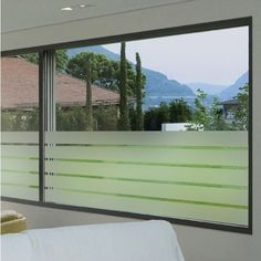 Ideas frosted glass door closet for 2019 Window Privacy Screen, Balcony Privacy, Frosted Glass Door, Sliding Glass Door, Pocket Door Installation, Antique French Doors, Front Door Lighting, Bath Window, Glass Balcony
