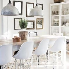 Perfection. Eames. We're obsessed.  Find this style and more at www.smartfurniture.com!