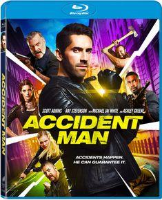 Product Title: Accident Man (DVD) (Hong Kong Version)Artist Name(s): Ray Stevenson (Actor) Michael Jai White, Ray Stevenson, Man Movies, Movies To Watch, Movie Tv, Ken Jeong, Contagion Film, Dave Bautista, Saga Twilight