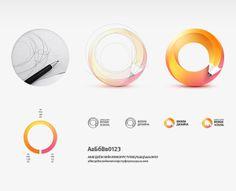 Graphic and digital design school by Stepan Krasnov, via Behance