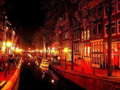 De Wallen (red light district of Amsterdam) maaajor tourist attraction ; Amsterdam Trip, Living In Amsterdam, Amsterdam Things To Do In, Amsterdam Attractions, Visit Amsterdam, Victoria Hotel Amsterdam, Amsterdam Red Light District, By Any Means Necessary, Wanderlust