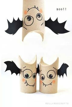 Halloween is just around the corner. One of the most exciting DIY Halloween things to do is to start decorating the house! Diy Halloween, Theme Halloween, Halloween Activities, Holidays Halloween, Happy Halloween, Preschool Halloween, Origami Halloween, Halloween Crafts For Kids To Make, Halloween Decorations For Kids