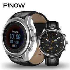 Finow X5 Air Smart Watch Android 5.1, Ram 2GB/Rom 16GB, MTK6580, Watchphone 3G, Bluetooth for Andorid/IOS PK Ii/I4 pro //Price: $160.45 & FREE Shipping //     #smartbracelet