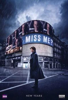 Miss me ? #Moriarty #Sherlock