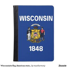 Wisconsinite flag, American state flag