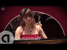 Rachmaninoff: Rhapsody on a Theme of Paganini - Anna Fedorova - Live Classical Music HD Better Music, Classical Music, Anna, Popular, Female, Live, Concert, Singers, Musicians