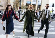 Best in Show: Tilda Swinton and company in Paris