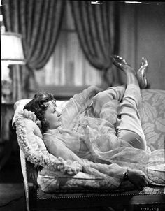 Divine Garbo relaxing                                                                                                                                                                                 More