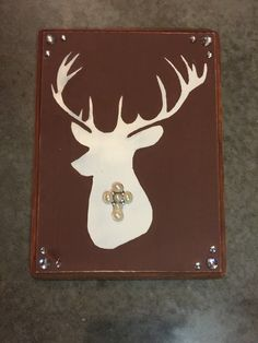 A personal favorite from my Etsy shop https://www.etsy.com/listing/264725854/deer