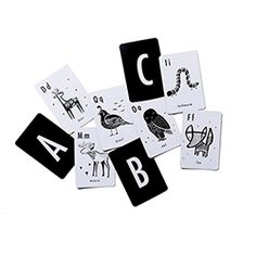 *NEW* Alphabet Animal Cards