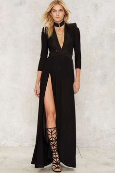Zhivago Embrace Maxi Dress | #Chic Only #Glamour Always