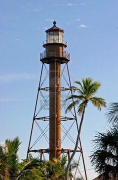 Lighthouse, Sanibel Island, Florida ~y~3