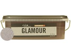 Effektfarbe StyleColor GLAMOUR mineral 2,5 l bei HORNBACH kaufen
